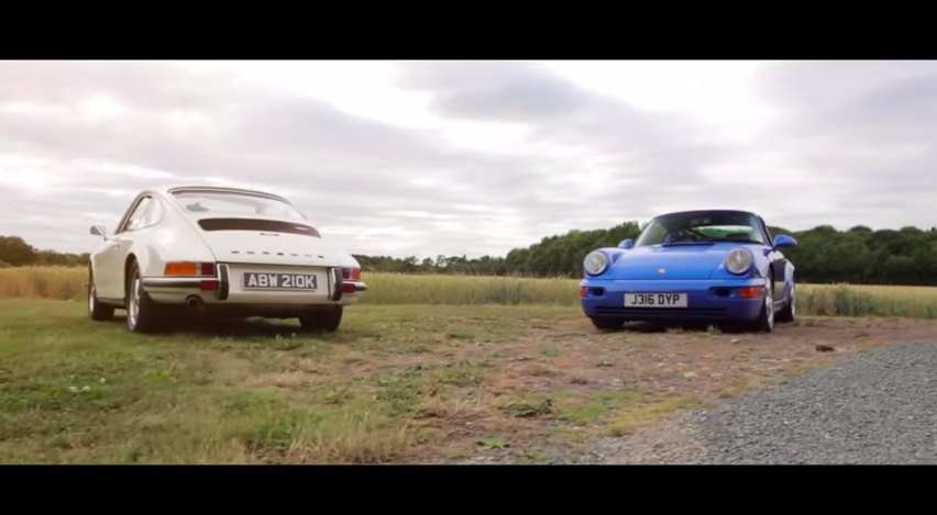 911 2.4 S and 964 RS N_GT at Autofarm